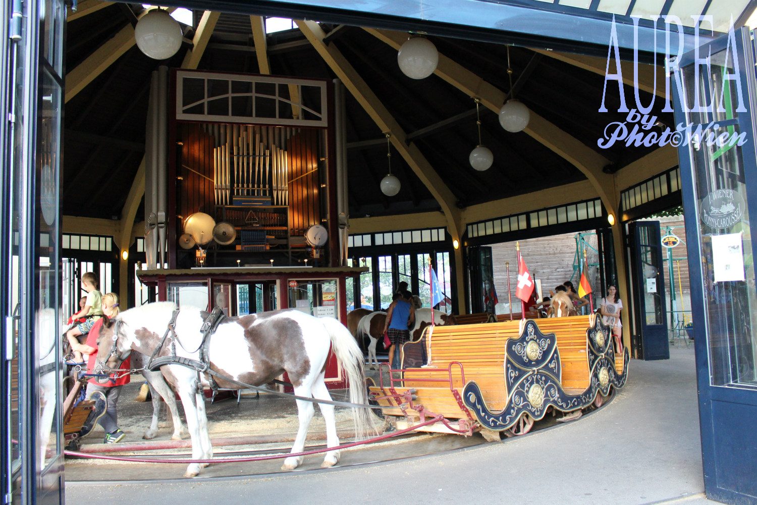 Prater_Pony Karussell