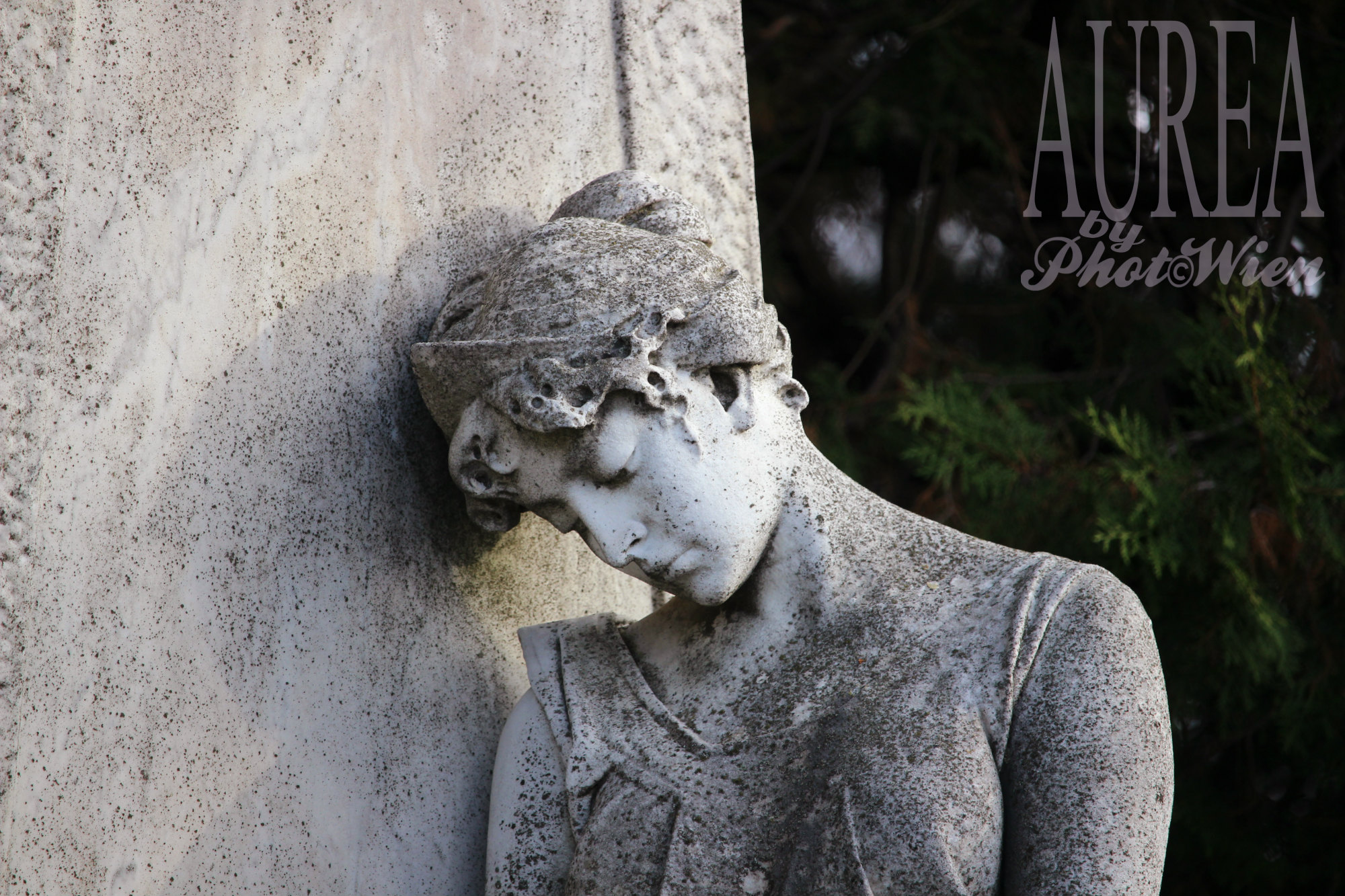 doblinger-friedhof_woman_aurea